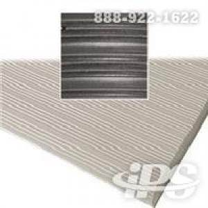RIBBED FOAM 3 x 5  COAL
