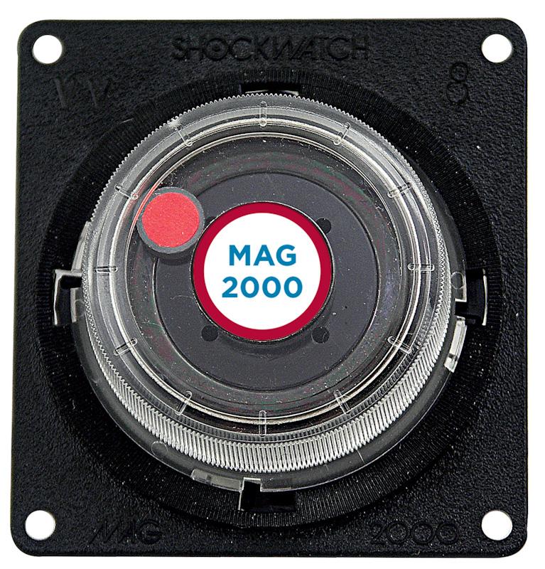 MAG 2000 ShockWatch Impact Indicator