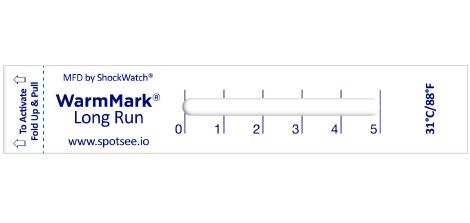 WarmMark Long Run Temperature Indicator
