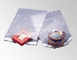 Bubble Bags with Lip & Tape