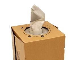 Center Pull Kraft Paper