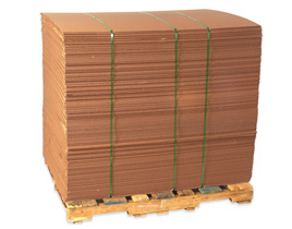 Corrugated Sheets and Pads
