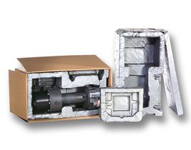 Foam in Place Packaging System