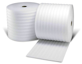 Foam Packaging on Rolls