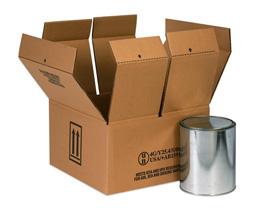 Hazardous Shipping Containers
