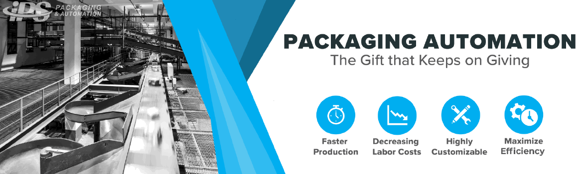 Packaging Automation: The Gift that Keeps on Giving