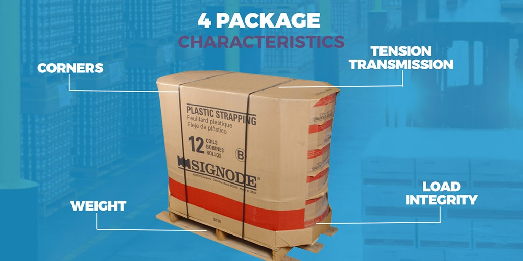 4 Package characteristics to choose the correct strapping