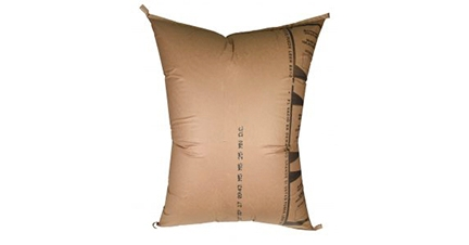 Dunnage air bags for the poultry industry