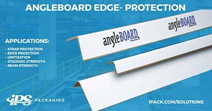 Angleboard edge-protection