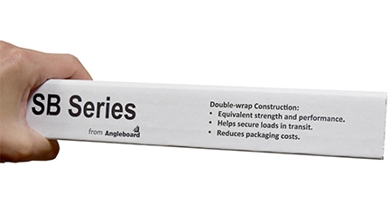 Angleboard SB Series: A new cost-effective cornerboard product