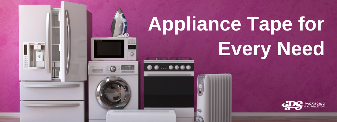 Appliance Tape for Every Need