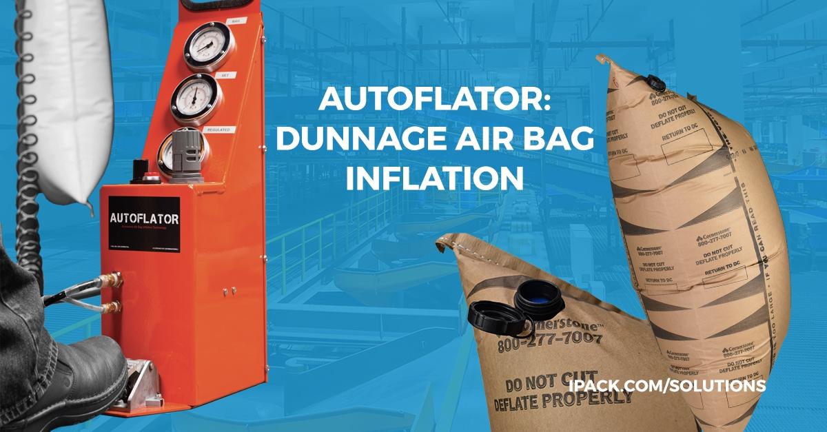 Autoflator: Dunnage Air Bag Inflation