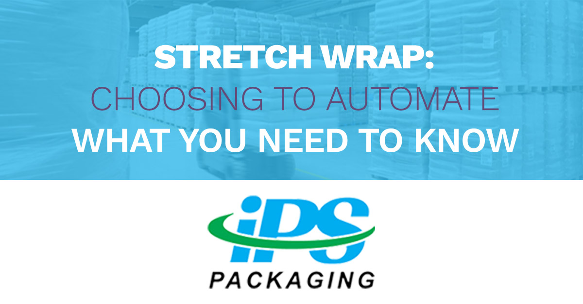 eBook: Stretch Wrap- Choosing to Automate