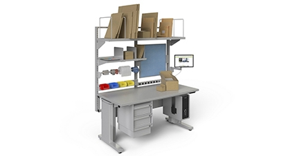 Benefits of ergonomic workstations (and how they optimize the workplace)