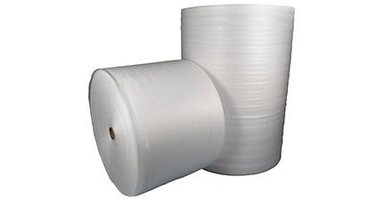 Foam Packaging on Rolls