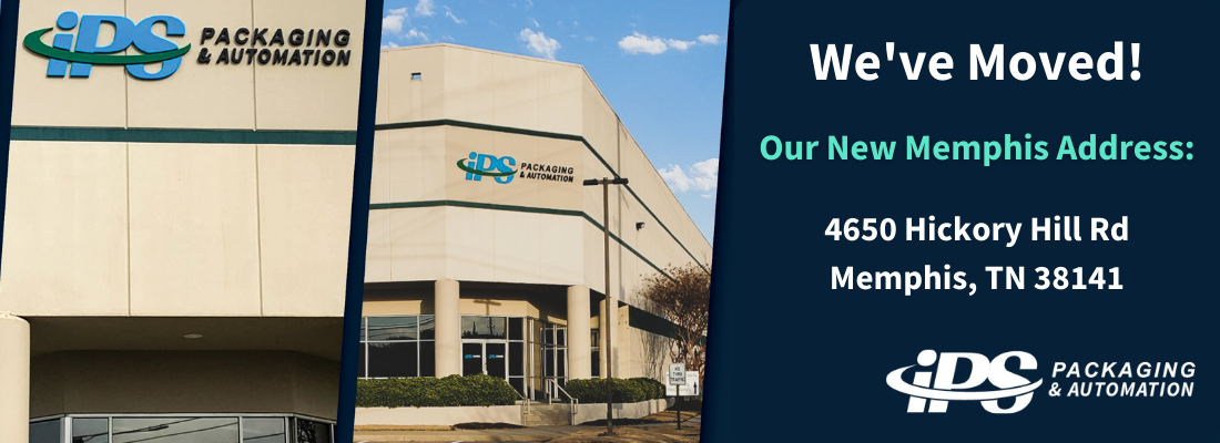 IPS Packaging & Automation Moves to New Location in Memphis