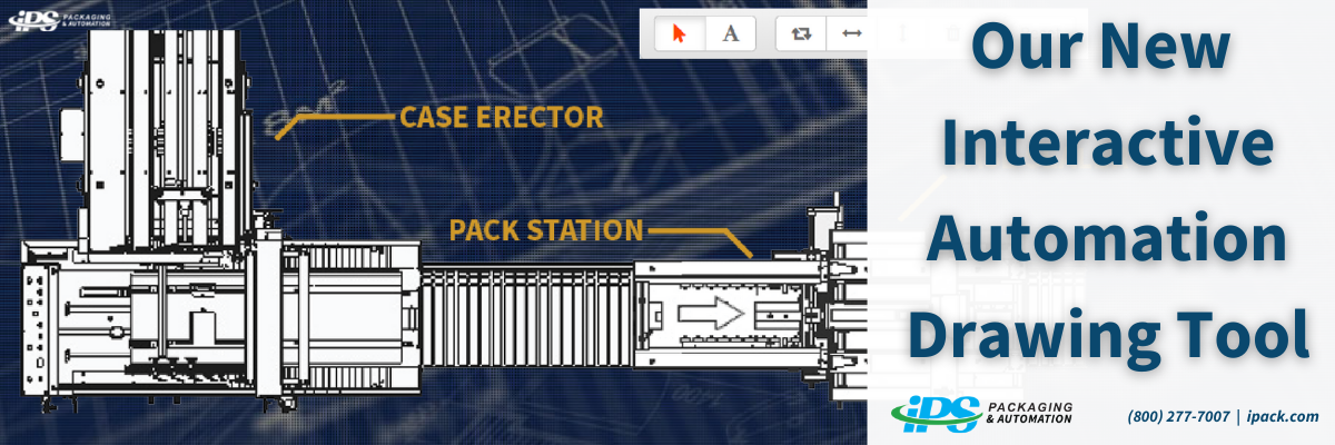 IPS Packaging & Automation Announces New Interactive Automation Drawing Tool