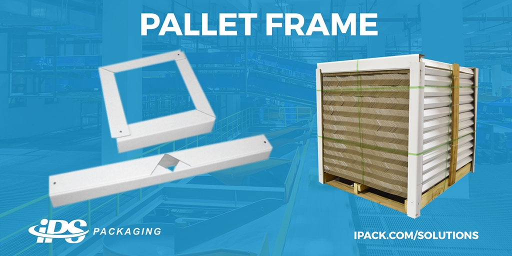 Pallet Frame for Packaging
