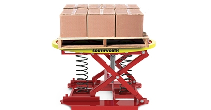 Palletizing Solution: The PalletPal