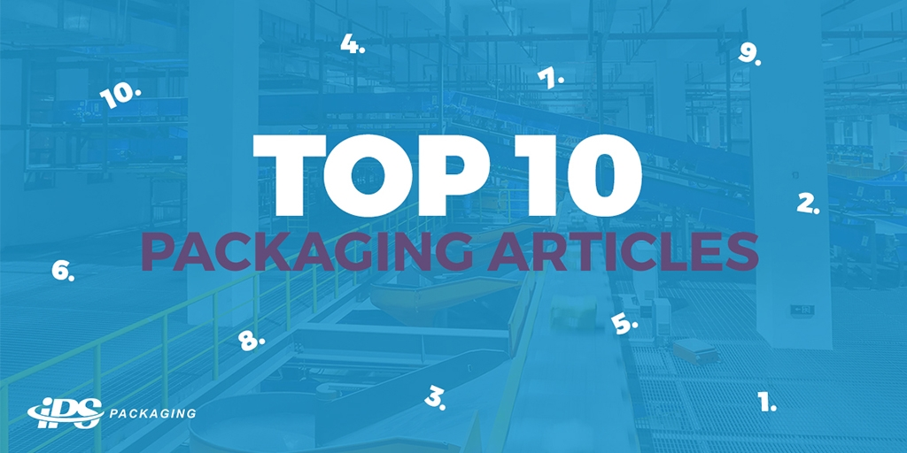 Top 10 packaging articles this year