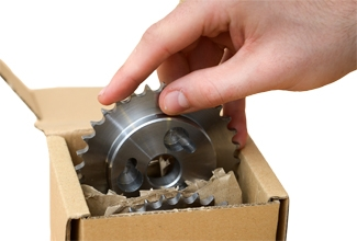 The Spiral & Spiral Pro: Compact, easy to use paper packaging system