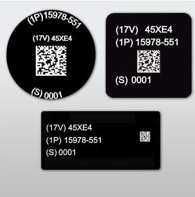 UID Labels