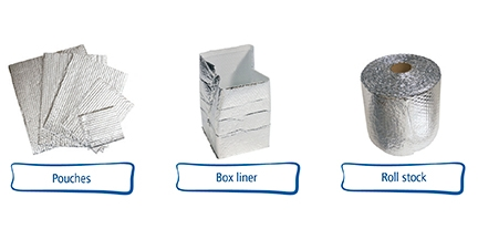 Ecommerce temperature controlled packaging
